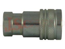 PAV1.xxxx.002 zásuvka kuličková s vnitřním palcovým závitem