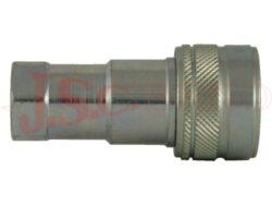 PBV1.xxxx.002 zásuvka kuličková s vnitřním palcovým závitem