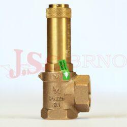 Pojistný ventil 06380 pro páru a plyny