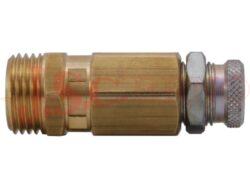NPV ..... nastavitelný pojistný ventil pneumatický