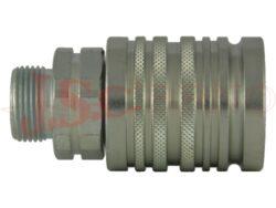 PPV3.xxxx.302 zásuvka kuličková, krátký závit, lehká řada