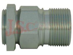 PVE1.xxxx.002 návěsová zásuvka, 350bar,120l/min (s vnějším závitem)
