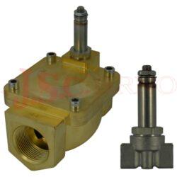 SLP..... solenoid. ventil 2/2NC