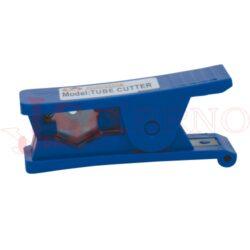 Řezačka plastových trubek modrá