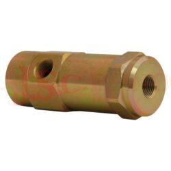 VBPS..... jednosměrný ventil řízený s vnitřními palcovými závity