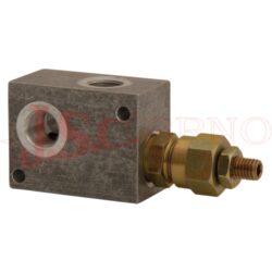 VMD35..... pojistný ventil s vnitřními palcovými závity, průtok 35l/min