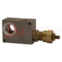 VMD80..... pojistný ventil s vnitřními palcovými závity, průtok 80l/min