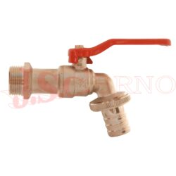 KNP výtokový kohout vodní M... (vnější závit...) s připojením na hadici, pákový
